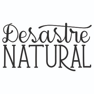 Logo Desastre Natural Ediciones