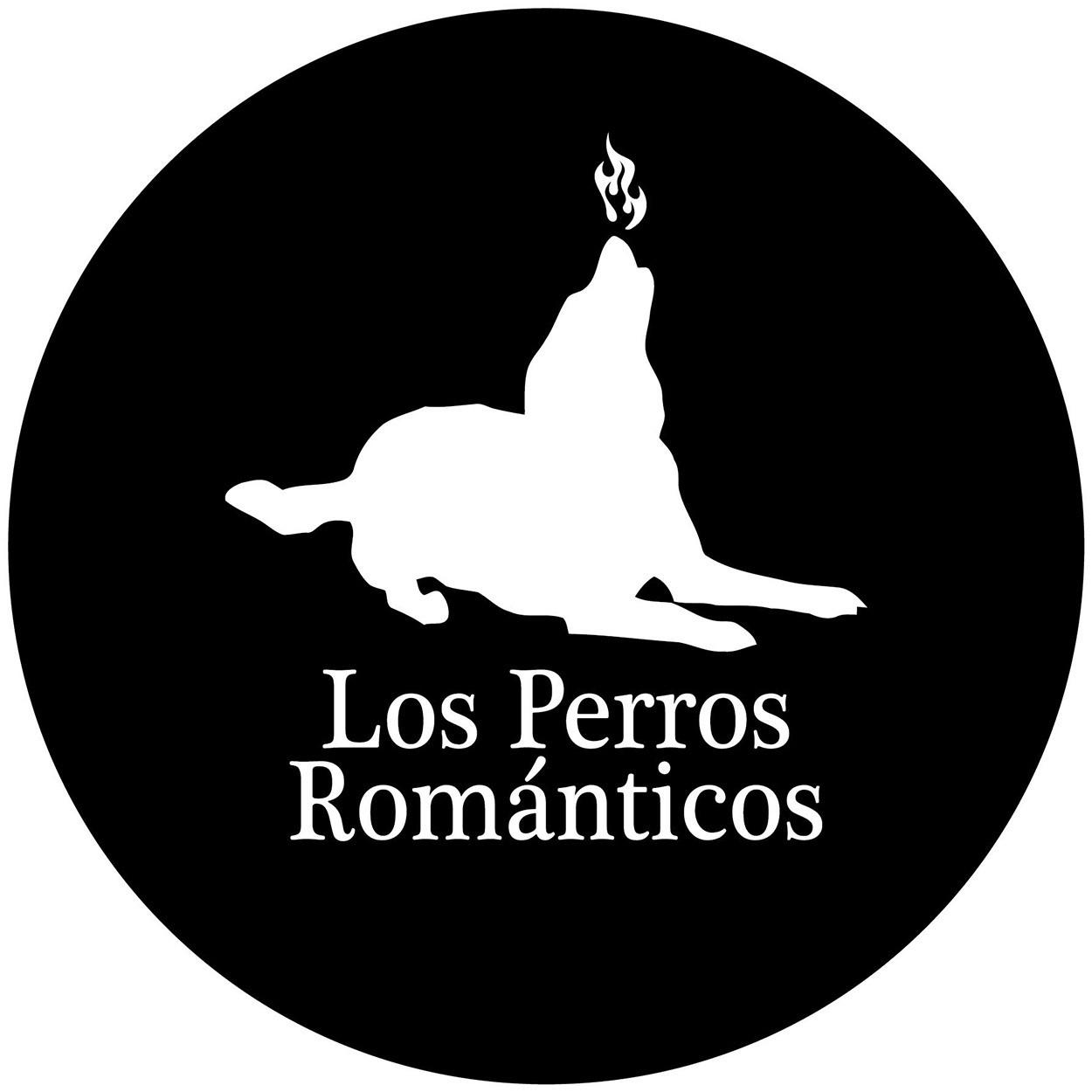 Logo Los Perros Románticos
