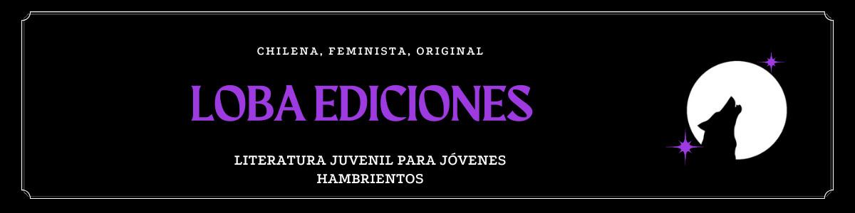 Banner Loba Ediciones