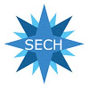 Logo Sociedad de escritores de Chile - Sech