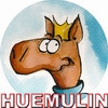 Logo HUEMULIN COMICS